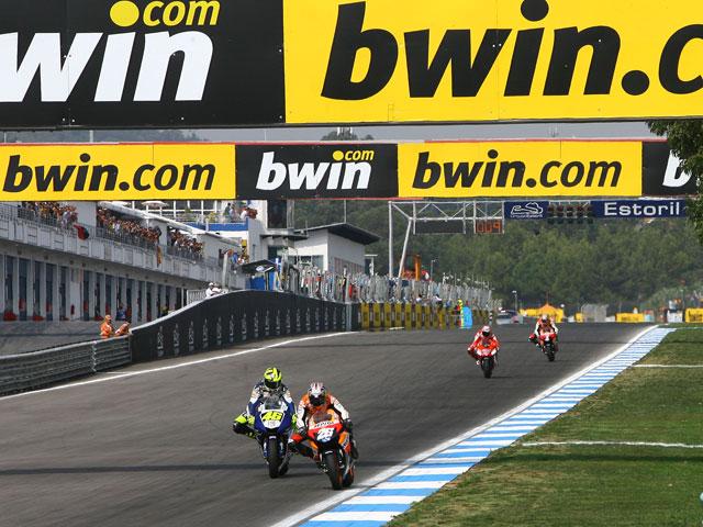 El Mundial de MotoGP llega a Estoril