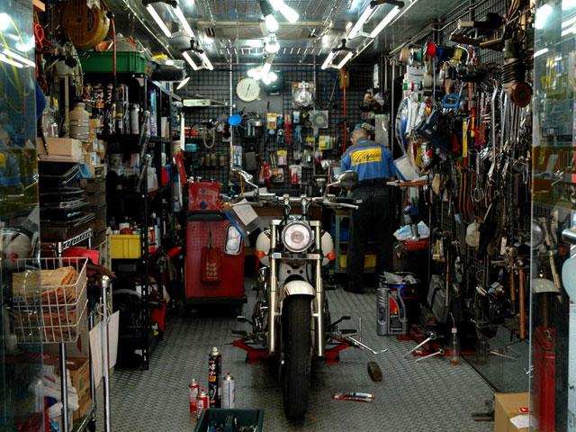 Mantenimiento moto: nueva sección