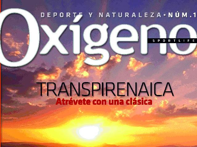 """Motorpress-Ibérica lanza """"Oxígeno Sport Life"""""""