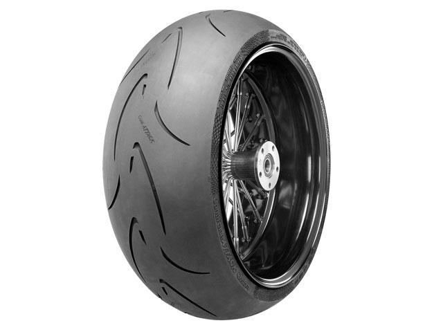 Neumáticos Continental para las custom
