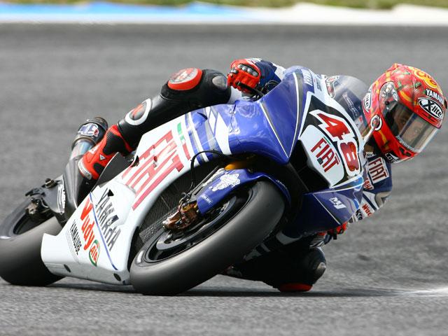 Primera victoria de Jorge Lorenzo (Yamaha) en MotoGP