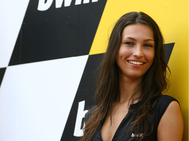 Las chicas del GP de Portugal, en imágenes