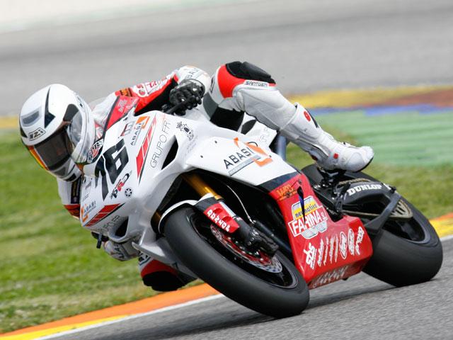 Bernat Martínez (Yamaha) los sorprendió a todos