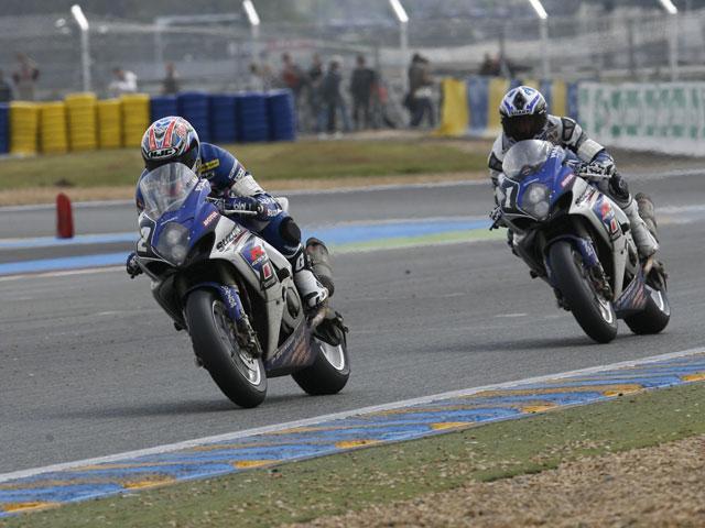 Doblete de Suzuki en las 24 Horas de Le Mans