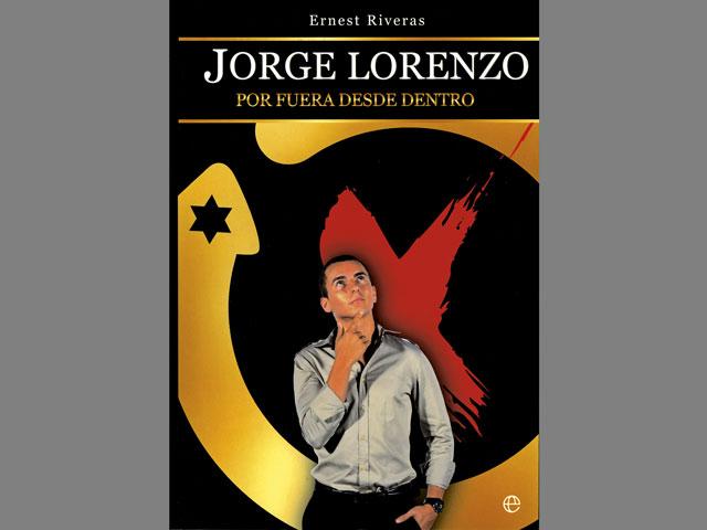 Jorge Lorenzo en el Día del Libro