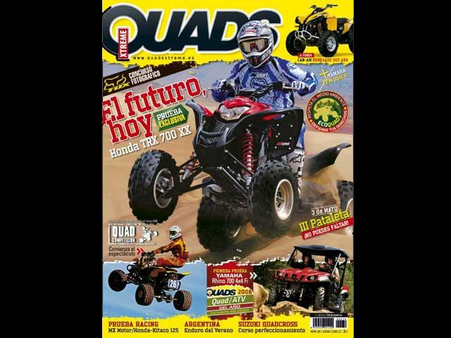 Quads Xtreme 39, en tu kiosco
