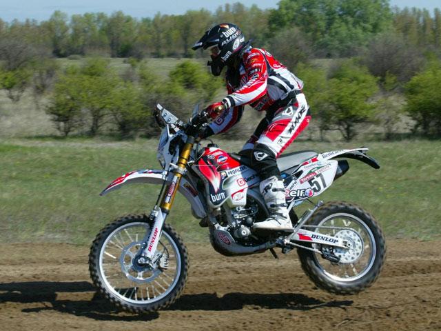 Pellicer (Yamaha) ya es cuarto en las Dakar Series