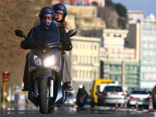 Nueva campaña de Tráfico contra la siniestralidad de la moto