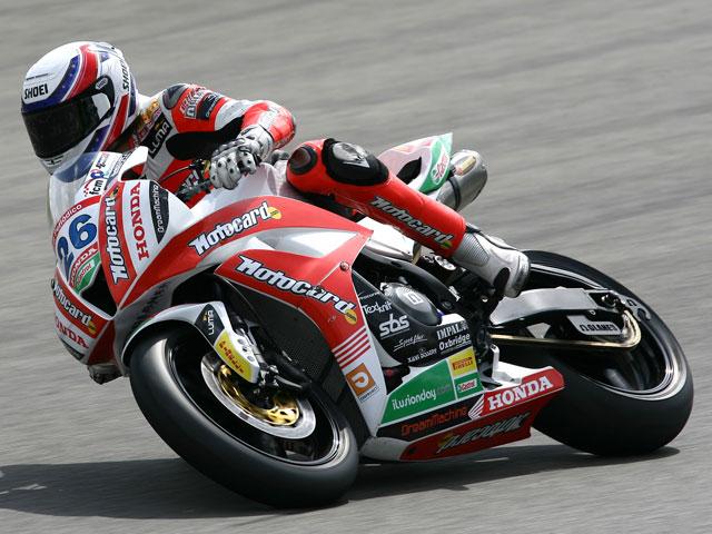 A Joan Lascorz (Honda) le tocará remontar en Supersport