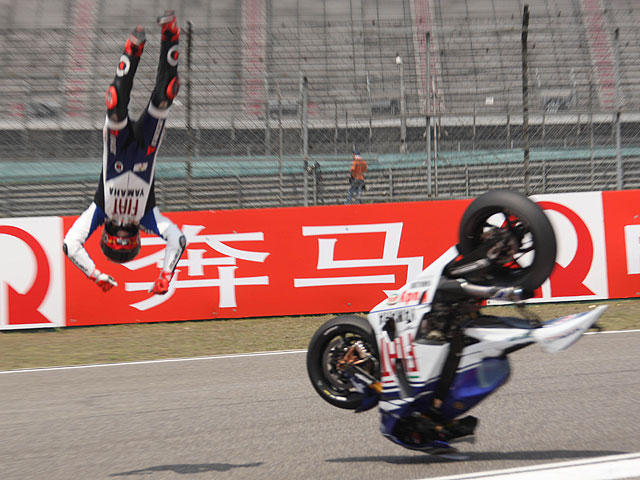 Jorge Lorenzo (Yamaha) podría correr a pesar de su fractura de tobillo