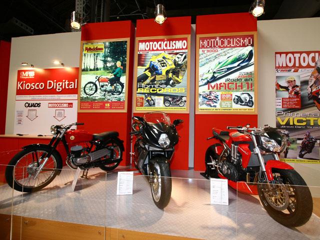 Motociclismo en MotOh! 2008, Salón de la Moto de Barcelona