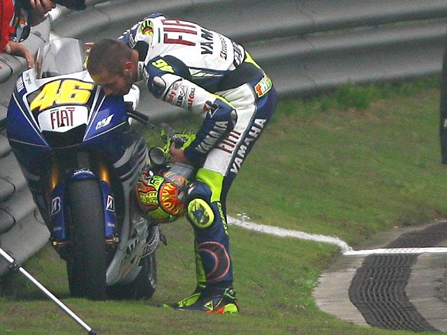 Rossi y Yamaha a punto de renovar
