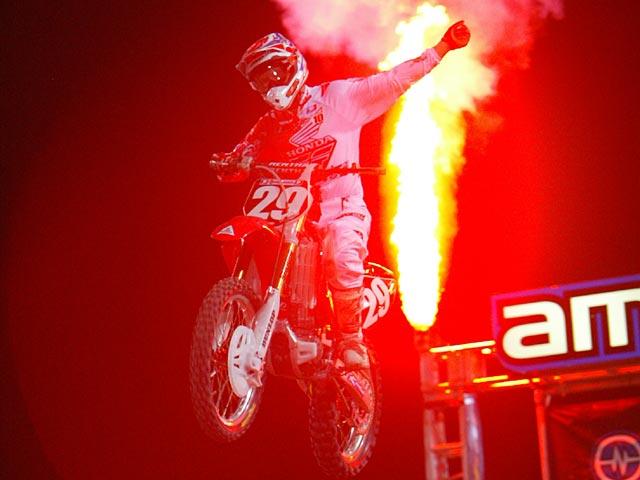 Calendario Mundial Supercross 2007