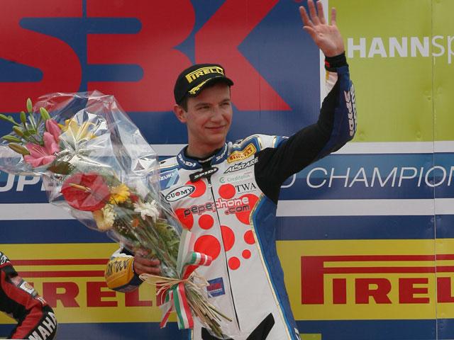 Neukirchner ficha por Suzuki Alstare hasta 2010 en el Mundial de Superbike