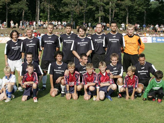 Fútbol solidario