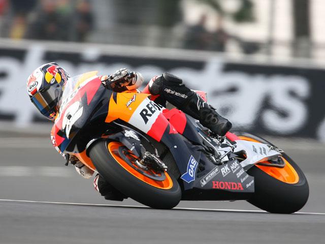 Pedrosa (Honda) domina el test post Le Mans