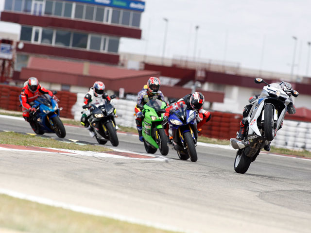 Master Bike 2008: La mayor comparativa de motos deportivas