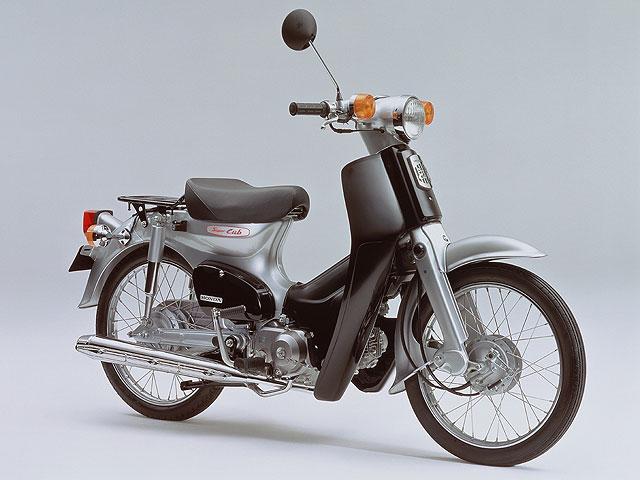 Honda Cub, todo un superventas