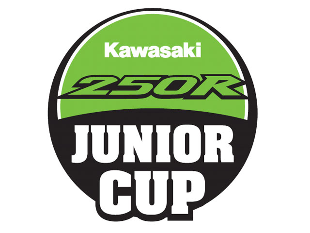 Arranca la Kawasaki Junior Cup
