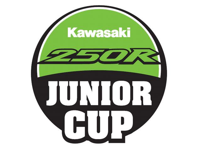 Arranca la Kawasaki Junior Cup