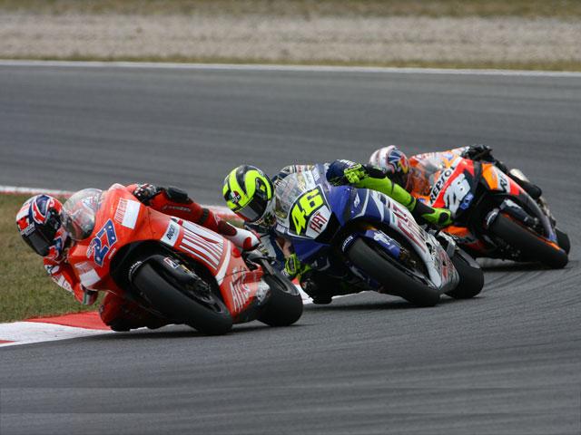 El Mundial de MotoGP, en Cataluña