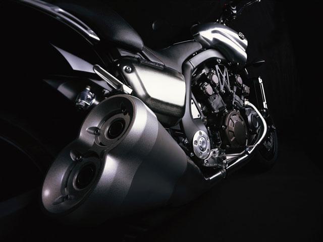 Yamaha V-MAX 2009, ¡Brutal!