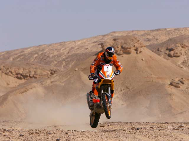 Dakar Series en Portugal