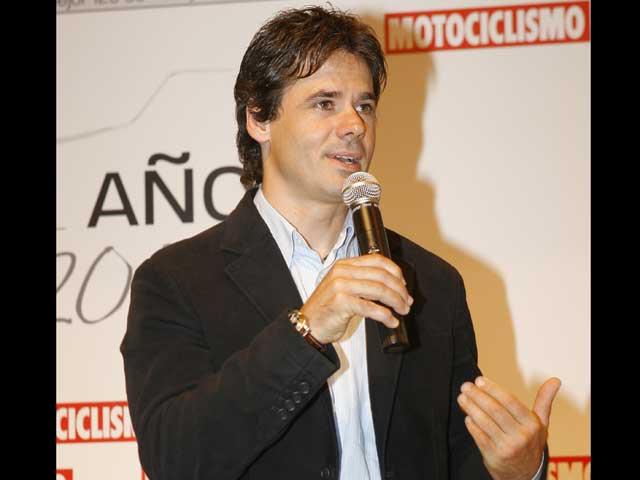 Álex Crivillé realizará controles de alcohol en Montmeló
