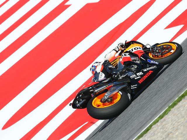 Dani Pedrosa (Honda) quiere destacar en el Gran Premio de Cataluña