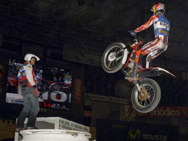 """Adam Raga (Gas Gas): """"Estoy también fuerte físicamente y mi moto va perfecta"""""""