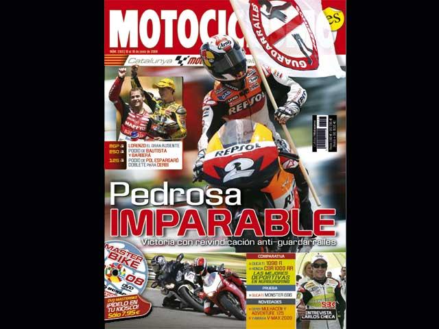 La distribución de Motociclismo, afectada por la huelga de transportistas