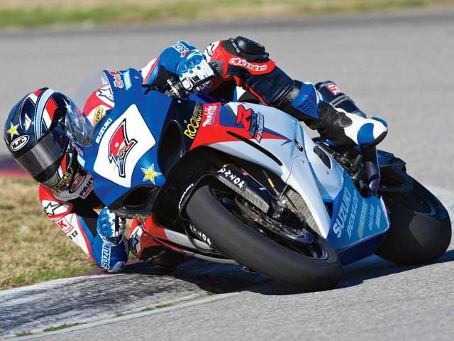 Ben Spies sustituirá a Capirossi (Suzuki) en el GP de Donington