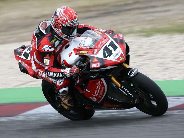 Haga con Yamaha logra la primera victoria de Superbike en Alemania