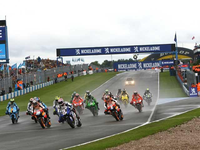 Rossi (Yamaha) y Pedrosa (Honda), nuevo duelo en Donington