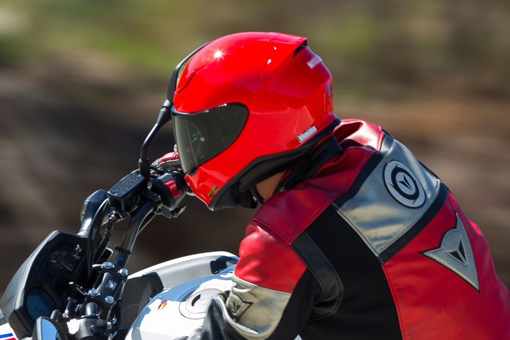 Los cascos de moto más seguros