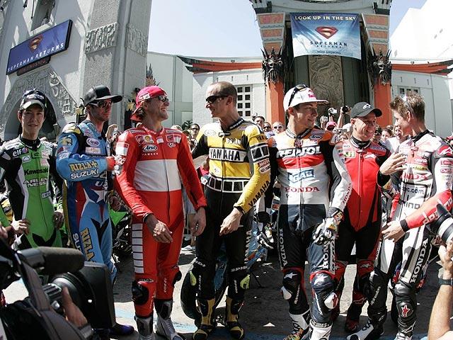 MotoGP en Hollywood