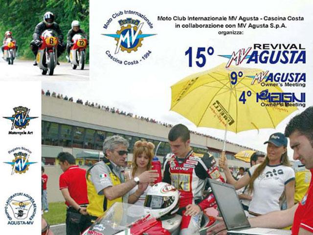 XV Revival MV Agusta