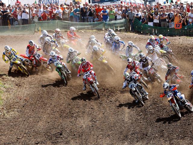 Impuestos en el Mundial de Motocross