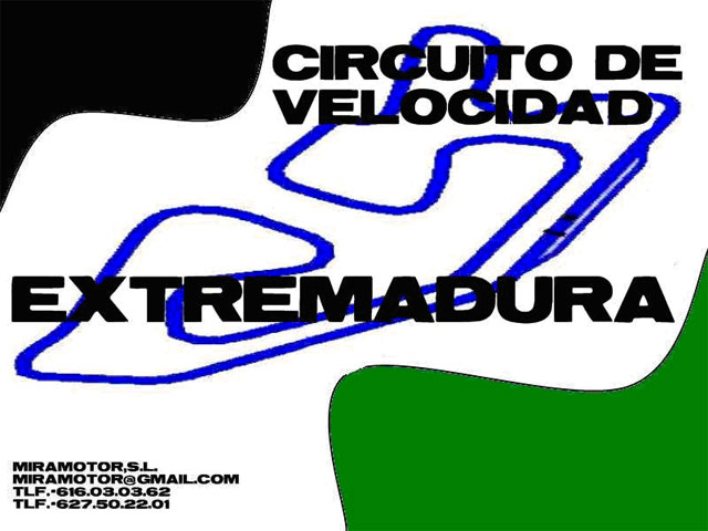 Circuito de Velocidad Extremadura