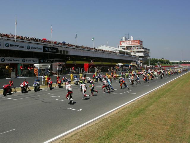 Ya están en marcha las 24 Horas de Motociclismo en el Circuit de Catalunya