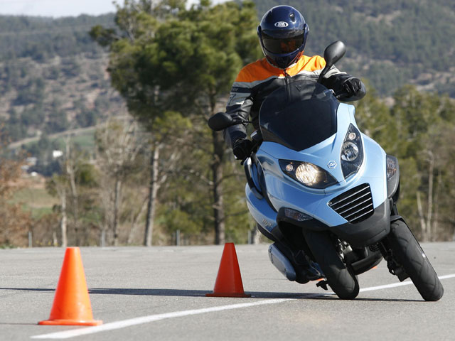 Exclusiva Motociclismo: Nuevo examen de moto