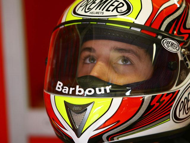 Pol Espargaró (Derbi) regresa en Sachsenring