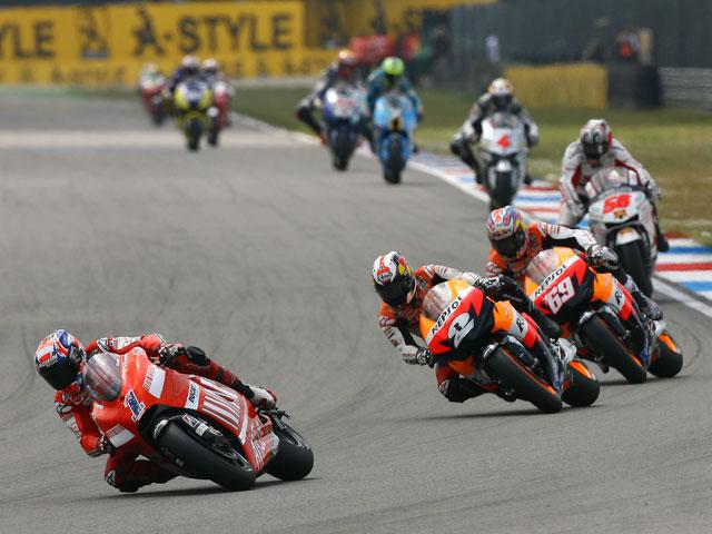 Sachsenring, próxima parada del mundial.