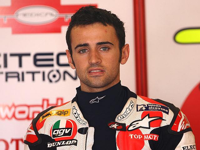 Héctor Barberá (Aprilia) y Julián Simón (KTM) encabezan los libres