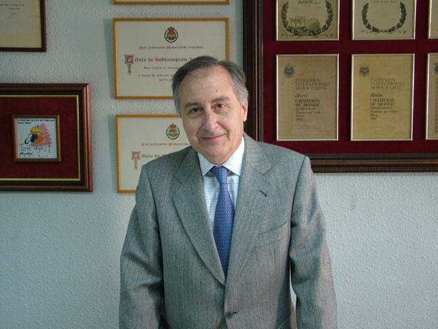 Juan Moreta, elegido presidente de la RFME