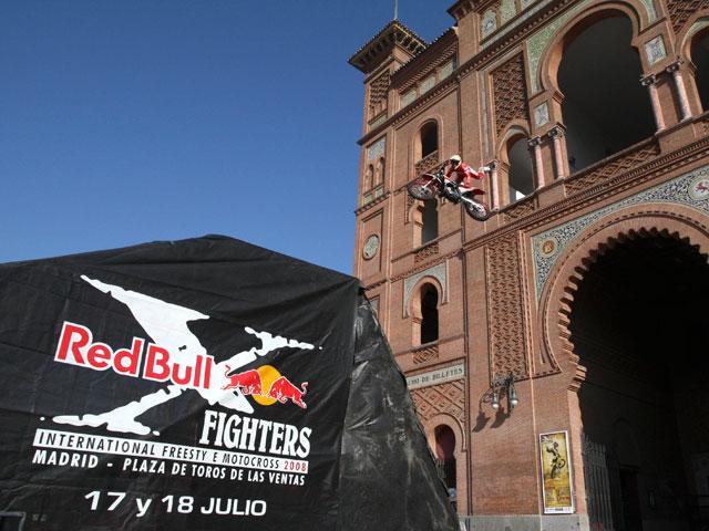 Arranca el Red Bull X-Fighters