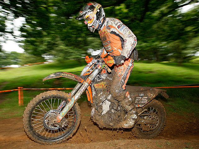 Enduro infernal en Llanidloes