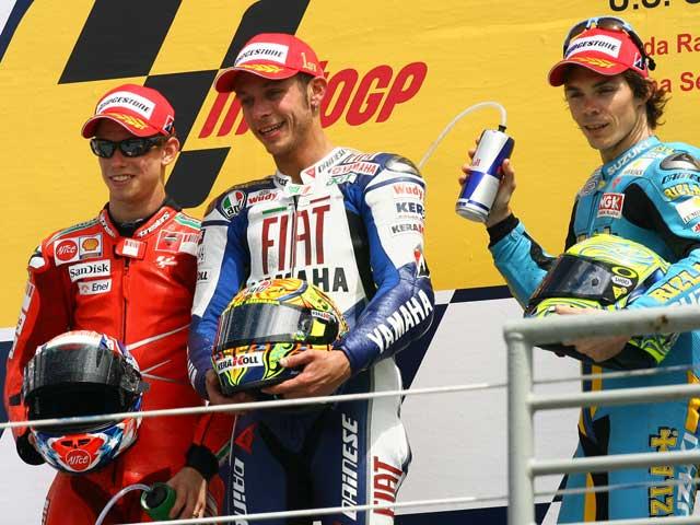 El Gran Premio de Laguna Seca en imágenes