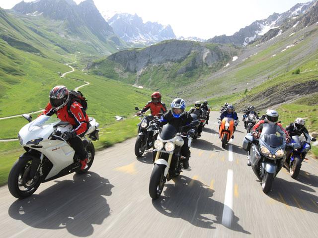 Alpen Master 2008: Motos para todo tipo de usuarios
