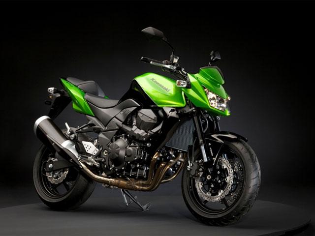 Novedades 2009: Kawasaki Z 750